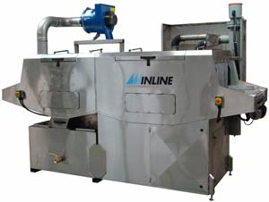 Two-Stage InLine Systems – Wash/Rinse or Wash/Dry
