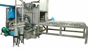 Batch Washing Systems from InLine Cleaning Systems
