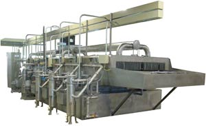 Custom Pars Washing Systems from InLine Cleaning Systems